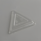 Cover to Cup the Triangle transparent, 6.7 cm