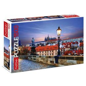 Пазл 1500 элементов «Города Европы»