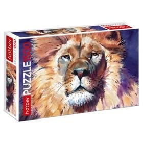 Puzzle 1500 el. The Lion 1500PZ2_22164.