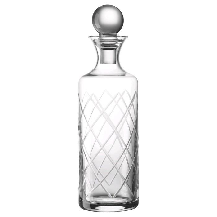 Графин с пробкой ЧАРМЕРА, прозрачное стекло