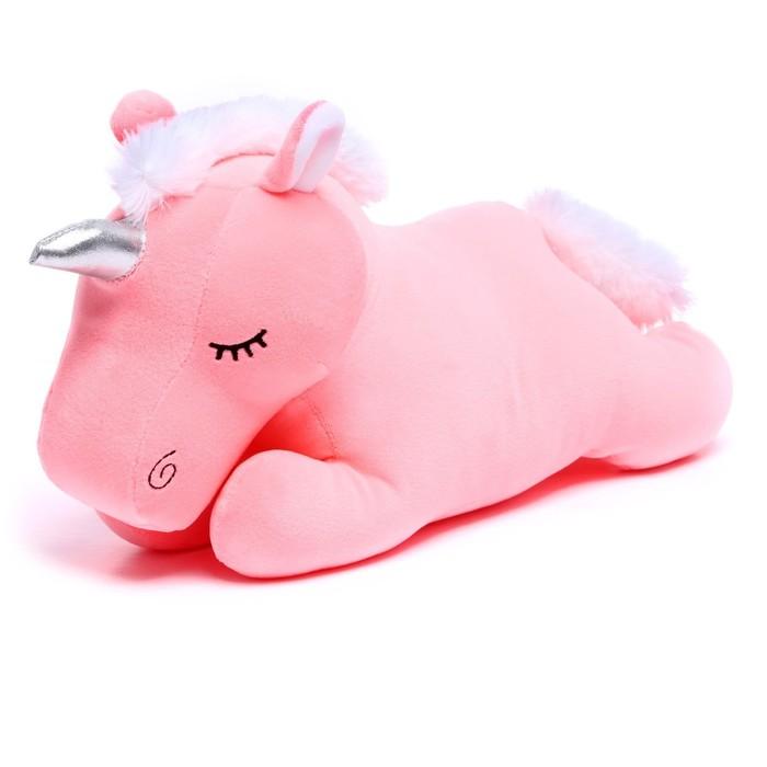 Мягкая игрушка «Единорог» 35 см - фото 4470461