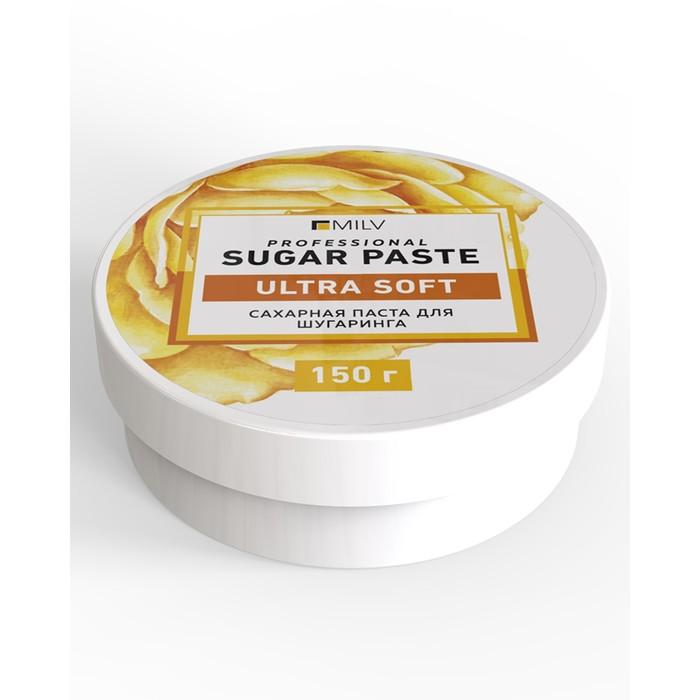 Сахарная паста для шугаринга Milv Sugar, ультра мягкая, 150 г