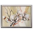 """The painting """"Twig"""" 28х38 cm"""