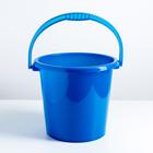 Ведро «Баско», 10 л, цвет синий