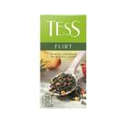 Чай Tess Флирт(1,5гх25п)пакетированный зел.с доб.