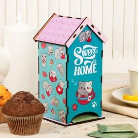 Чайный домик «Котик»