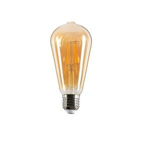 Лампа светодиодная REV LED FILAMENT VINTAGE, ST64, 7 Вт, E27, 2700 K, теплый свет