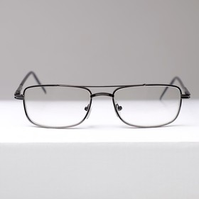 Glasses corrective 9882, color gray, photochrom, +6