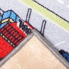 Ковер принт «Ситилайф», размер 200х350 см, полиамид - фото 105482179