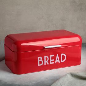 Хлебница «Рэд», 42×14×22 см
