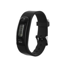 "Фитнес-браслет Smarterra Fitmaster Run, 0,69"", TFT IP54, шагомер, черный"