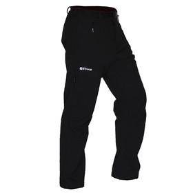 Брюки Btrace Trekking Men Softshell, размер S (46), цвет чёрный