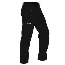 Брюки Btrace Trekking Men Softshell, размер XL (52), цвет чёрный
