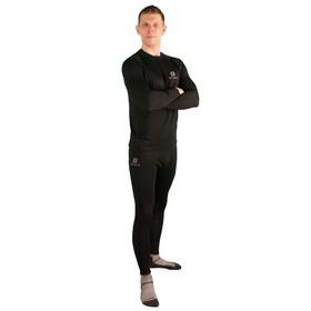 Комплект термобелья мужской Btrace Warm Merino Man V2, размер L (50-52), цвет чёрный