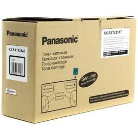 Тонер Картридж Panasonic KX-FAT421A7 черный для Panasonic KX-MB2230/2270/2510/2540 (2000стр.)   1725