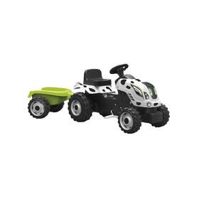 Трактор педальный XL с прицепом, 142×44×54,5 см