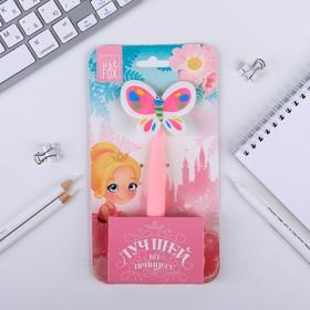 """Ручка с резиновым элементом """"Принцесса"""""""