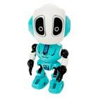 Робот «Повторюшка», реагирует на прикосновение, световые и звуковые эффекты, цвета МИКС - фото 105508100