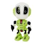 Робот «Повторюшка», реагирует на прикосновение, световые и звуковые эффекты, цвета МИКС - фото 105508101