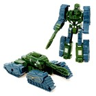 Робот «Танк», трансформируется, цвета МИКС - фото 105503885