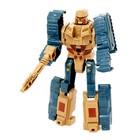 Робот «Танк», трансформируется, цвета МИКС - фото 105503888