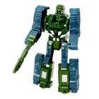 Робот «Танк», трансформируется, цвета МИКС - фото 105503890