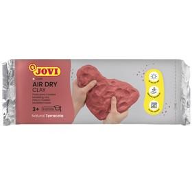 Масса для лепки самозатвердевающая полимерная, терракота, 500 г, JOVI 8