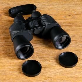 Бинокль 7х50, Мастер К. черный - фото 2141643