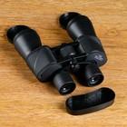 Бинокль 7х50, Мастер К. черный - фото 2141644