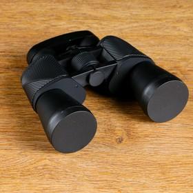 Бинокль 7х50, Мастер К. черный - фото 2141645