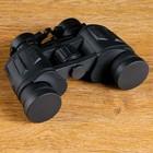 Бинокль 7х35, Мастер К. черный - фото 2141660