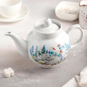 Чайник 700 мл «Гуси»