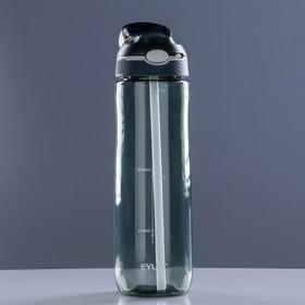 {{photo.Alt || photo.Description || 'Бутылка для воды 800 мл, с поильником, на карабине, 7.5х27 см, микс'}}