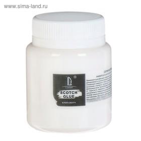 Клей-скотч, 80 мл, Luxart Scotch Glue, акриловая основа