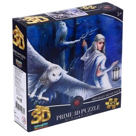 "3D Puzzle 150 El. ""Midnight messenger"" 10937"