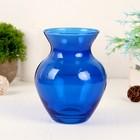 """Vase """"Cobalt"""" d-8.5 cm, 11h14,5cm"""