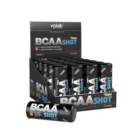 VPLAB BCAA Shot / 20 ампул / Апельсин