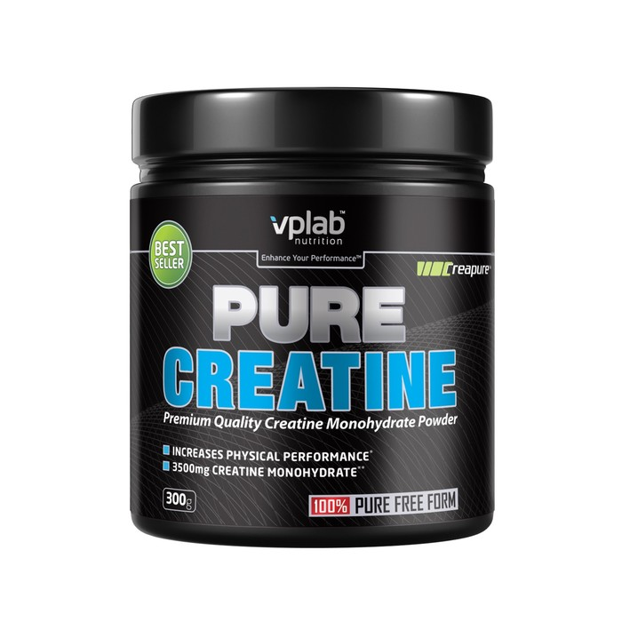 VPLAB Pure Creatine / 300 g