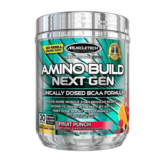 МТ Amino Build Next Gen / 276 г / Фруктовый Пунш