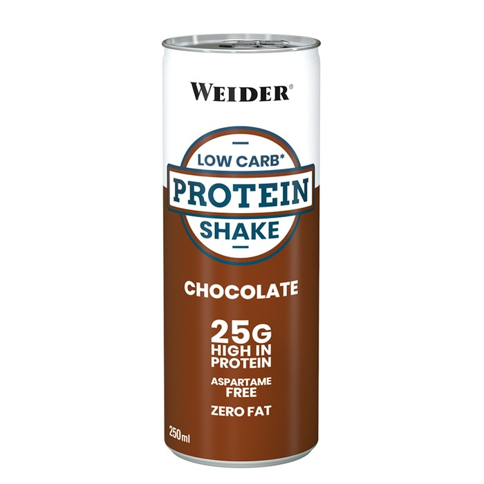 Weider Low Carb Protein Shake / 250 мл / Шоколад