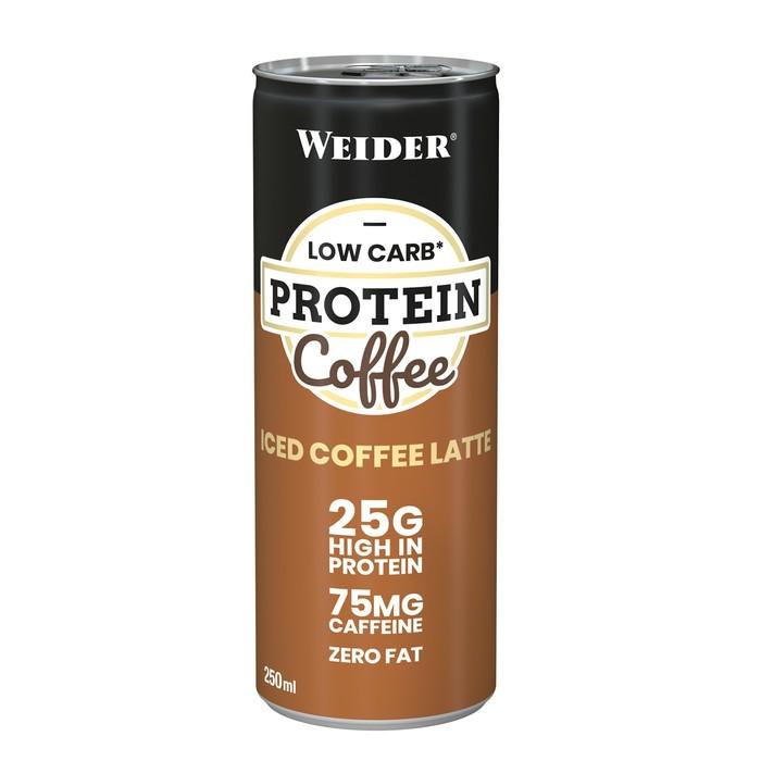 Weider Low Carb Protein Shake / 250 мл / Ледяной Кофе-Латте