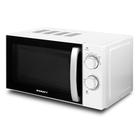 Микроволновая печь Kraft KF20MW7W-102M, 700 Вт, 20 л, белая