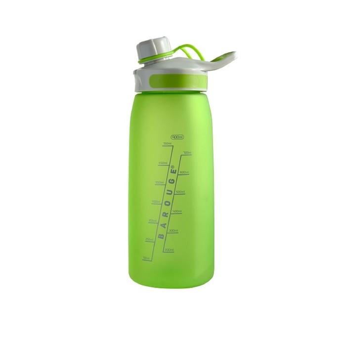 Бутылка для воды Aсtive live 900 мл, зелёный