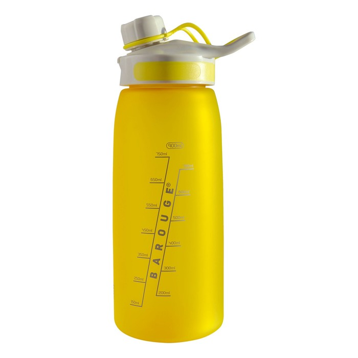 Бутылка для воды Aсtive live 900 мл, жёлтый