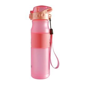 Бутылка для воды Aсtive live 600 мл, красный
