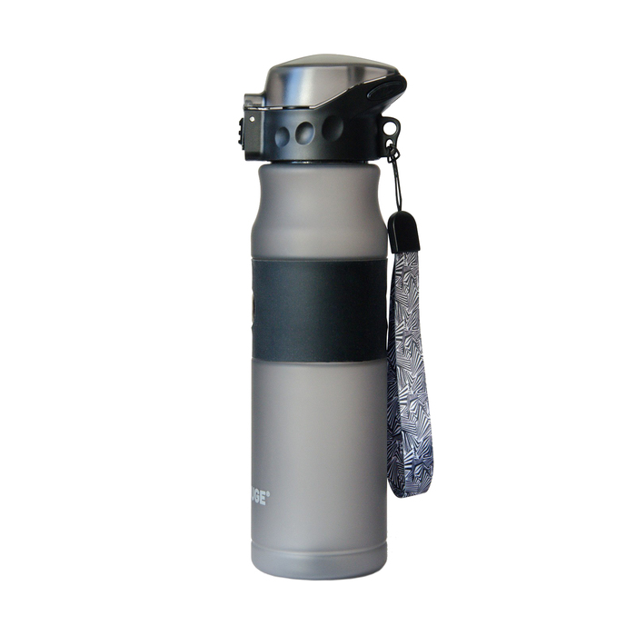Бутылка для воды Aсtive live 600 мл, чёрный