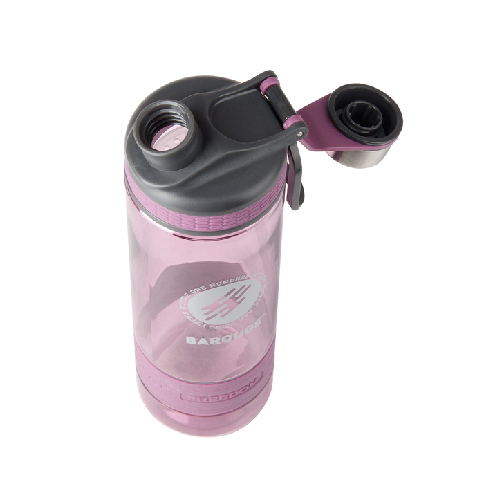 Бутылка для воды Aсtive live 640 мл, фиолетовый