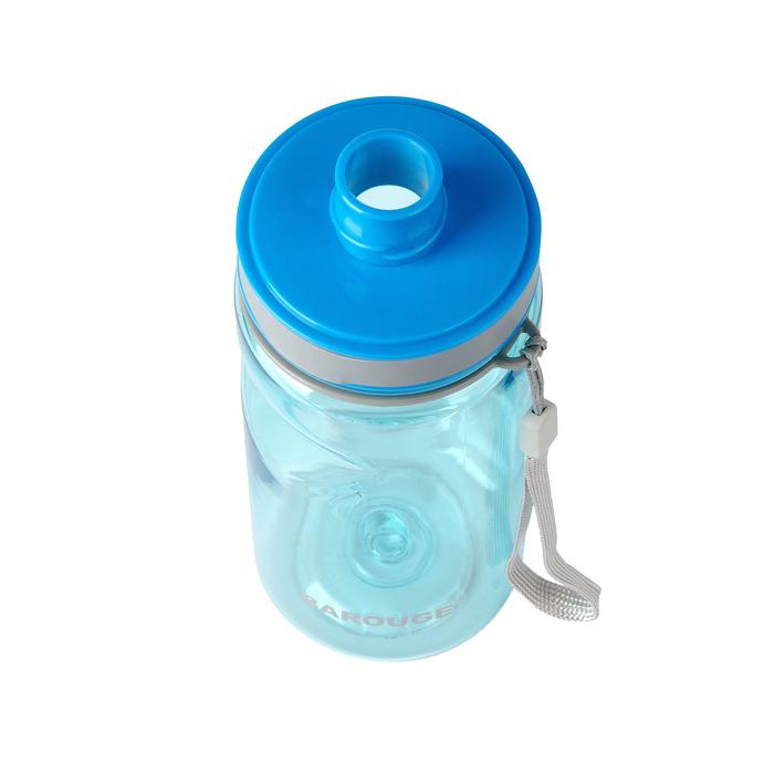 Бутылка для воды Aсtive live 550 мл, голубой