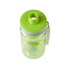 Бутылка для воды Aсtive live 550 мл, зелёный
