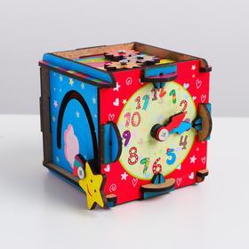 Развивающая игрушка «Бизи-Куб», мини